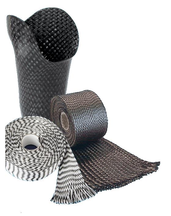 Carbon Fibre Braid